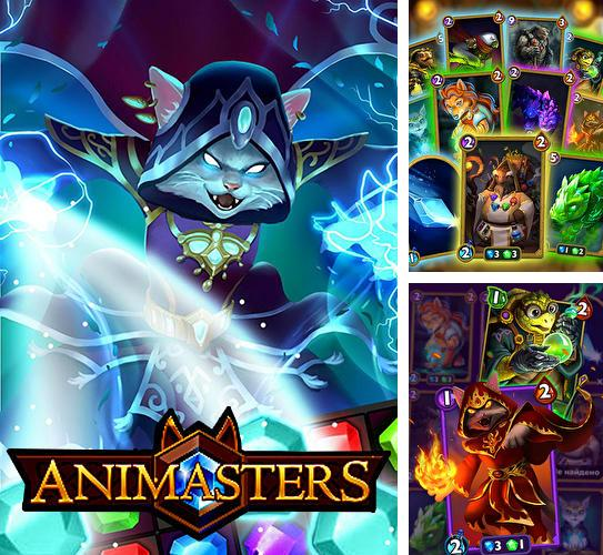 Animasters: Match 3 PvP and RPG