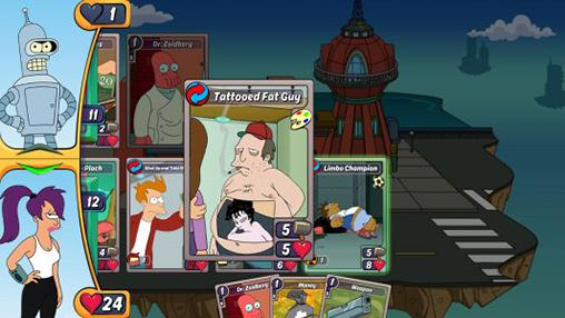 Animation throwdown: The quest for cards screenshot 4