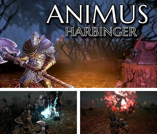 In addition to the game Animus: Harbinger for Android, you can download other free Android games for OUKITEL K5.