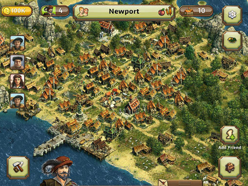 Anno: Build an empire for Android - Download APK free