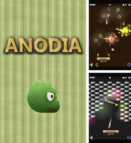 In addition to the game Jet Ball for Android phones and tablets, you can also download Anodia: Unique brick breaker for free.