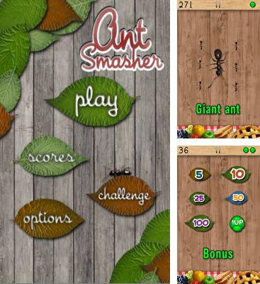 In addition to the game Pocket Ants for Android phones and tablets, you can also download Ant Smasher for free.