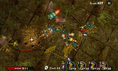 Screenshots of the Anthill for Android tablet, phone.