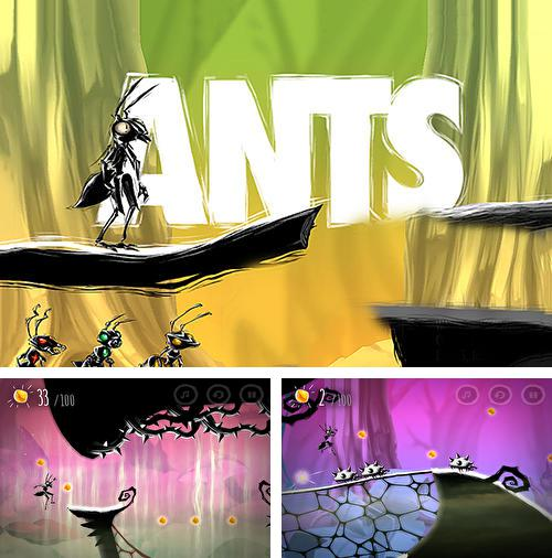 Ants: The game