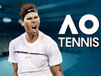AO tennis game APK