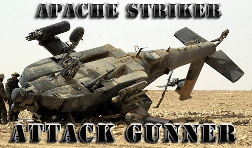 Apache striker: Attack gunner обложка