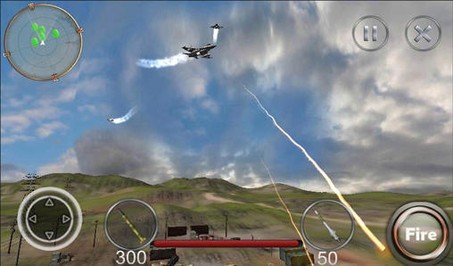 Shoot war: Gun fire defense скриншот 2