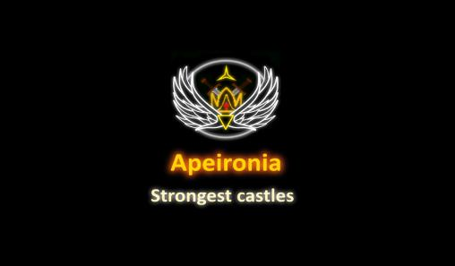 Apeironia: Strongest castles poster