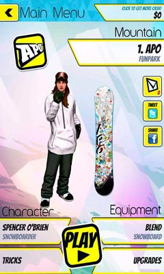 Download APO Snow Android free game.