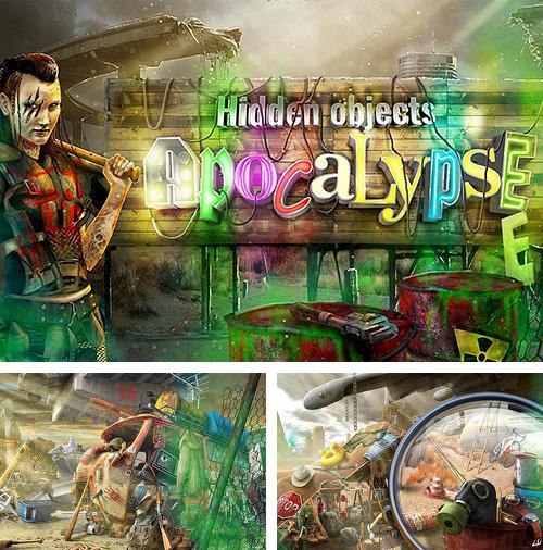 Apocalypse: Hidden object adventure games