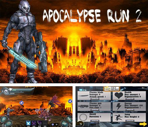 In addition to the game Mars of Legends for Android phones and tablets, you can also download Apocalypse run 2 for free.