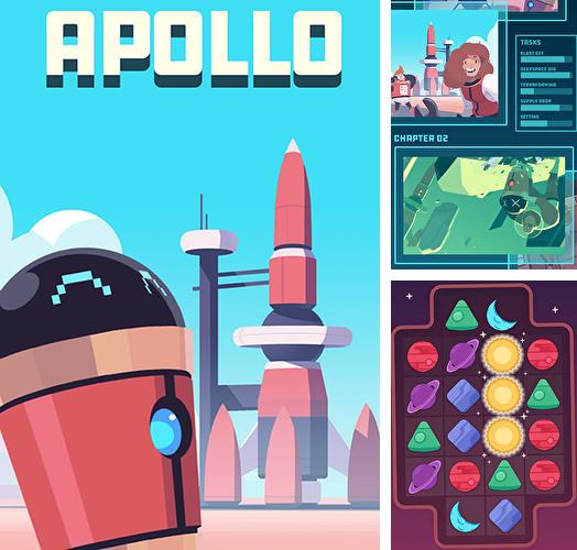 Apollo: A puzzling space game