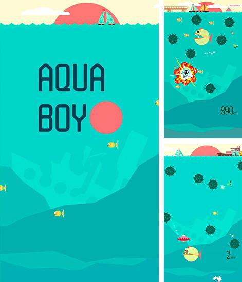 In addition to the game Micro Wars HD for Android phones and tablets, you can also download Aqua boy for free.