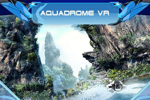 Aquadrome VR poster