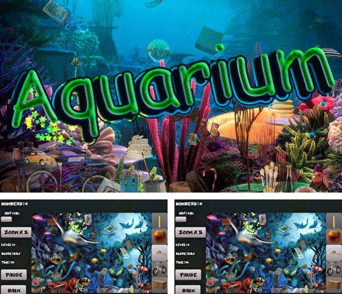 In addition to the game Hidden object: Summer garden for Android phones and tablets, you can also download Aquarium: Hidden objects for free.