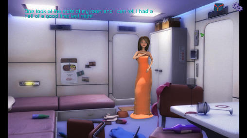 AR-K: Point and click adventure screenshot 2