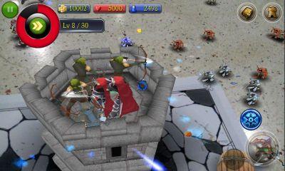 Download AR Magical Battle Android free game.
