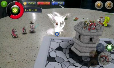 AR Magical Battle screenshot 2