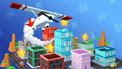 Arcade plane 3D screenshot 4