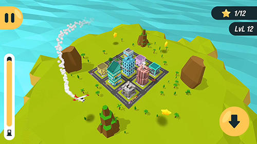 Arcade plane 3D screenshot 5