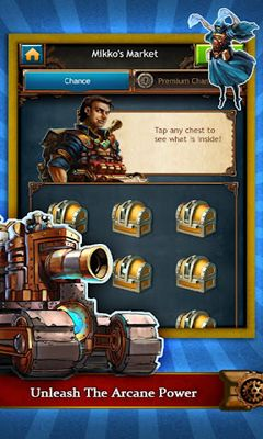 Get full version of Android apk app Arcane Empires for tablet and phone.