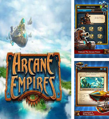In addition to the game Planet Attack Runner for Android phones and tablets, you can also download Arcane Empires for free.
