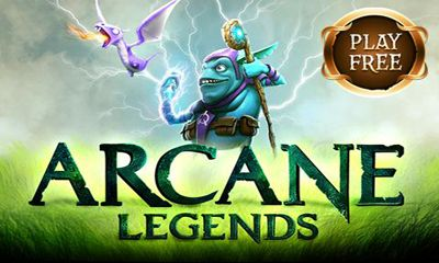 Download Arcane Legends Android free game.