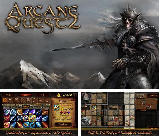 Arcane quest 2 RPG