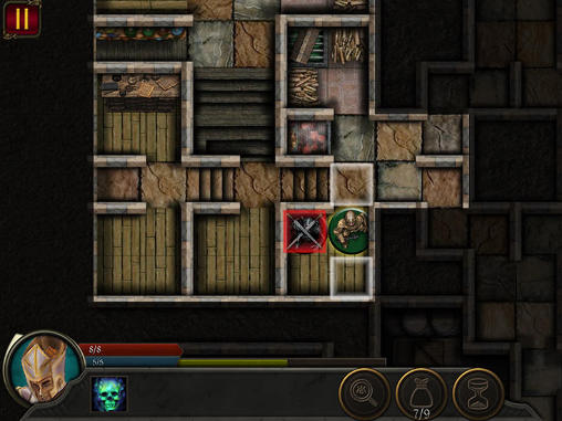 Screenshots von Arcane quest: Adventures für Android-Tablet, Smartphone.