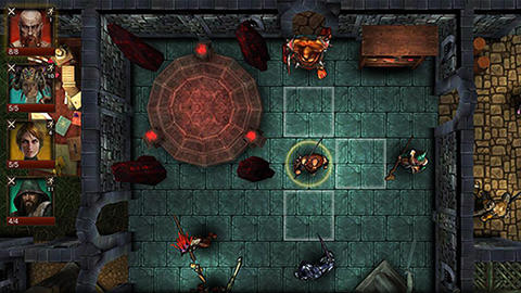 Screenshots von Arcane quest HD für Android-Tablet, Smartphone.
