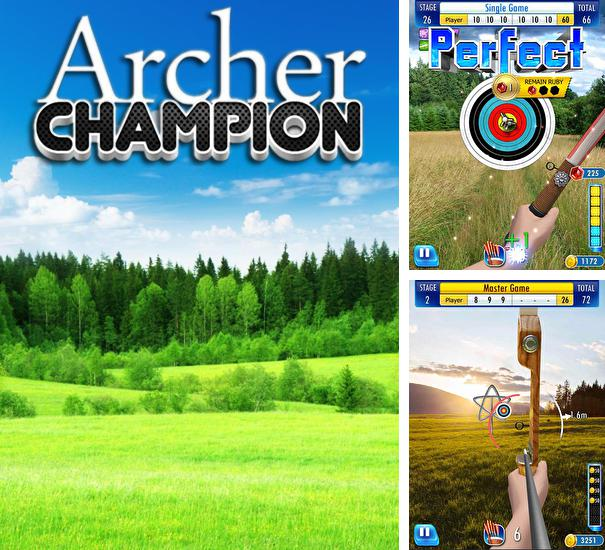 In addition to the game 3D Archery 2 for Android phones and tablets, you can also download Archer champion for free.