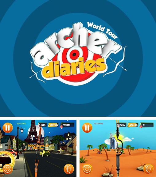 In addition to the game Fat Ball for Android phones and tablets, you can also download Archer diaries: World tour for free.