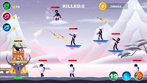 Archer duel screenshot 1