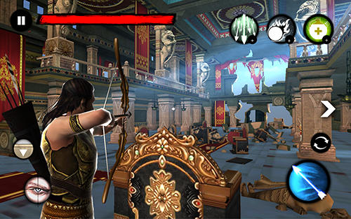Screenshots von Archer: The warrior für Android-Tablet, Smartphone.