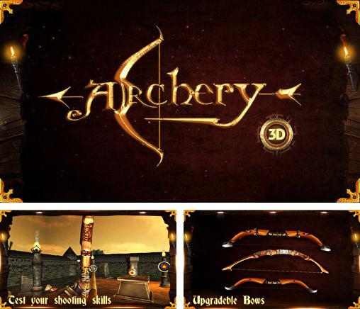 In addition to the game 3D Archery 2 for Android phones and tablets, you can also download Archery 3D for free.