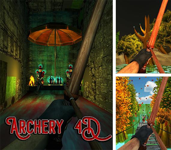 Archery 4D double action