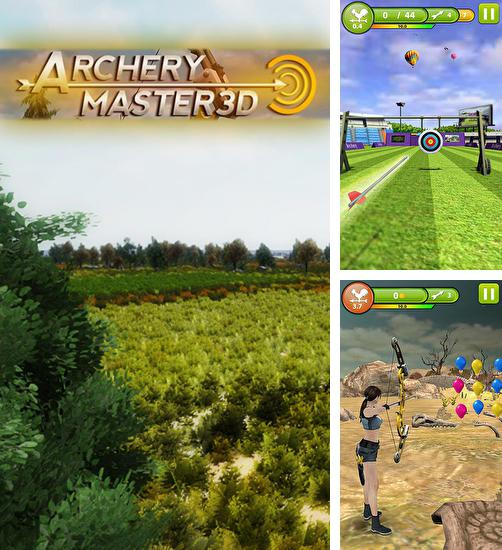 In addition to the game 3D Archery 2 for Android phones and tablets, you can also download Archery master 3D for free.