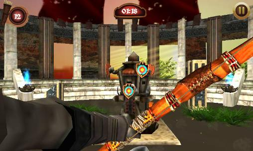Archery shooter 3D screenshot 4