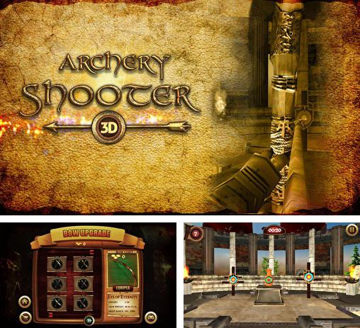 In addition to the game 3D Archery 2 for Android phones and tablets, you can also download Archery shooter 3D for free.