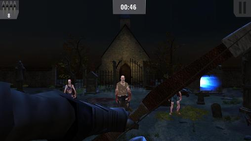 Archery zombie screenshot 2