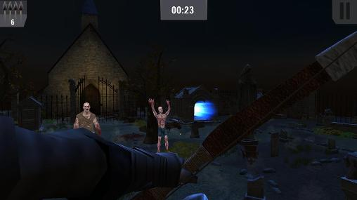 Archery zombie screenshot 3