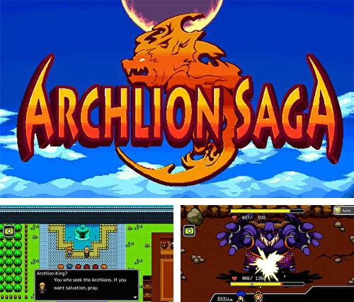 Archlion saga: Pocket-sized RPG