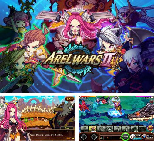 In addition to the game ADVENA for Android phones and tablets, you can also download Arel wars 2 for free.