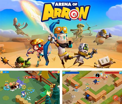 Arena of arrow: 3v3 MOBA game