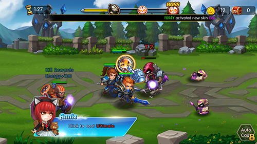 Screenshots von Arena of battle für Android-Tablet, Smartphone.