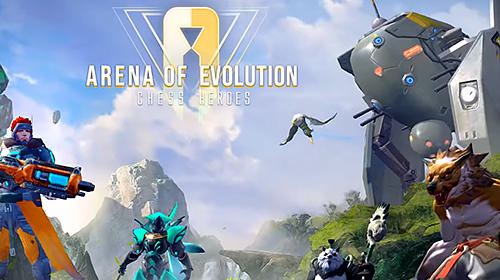 Arena of evolution: Chess heroes обложка