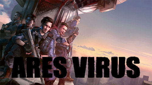 Ares virus poster