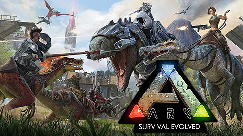 Ark-Survival Evolved android games like minecraft