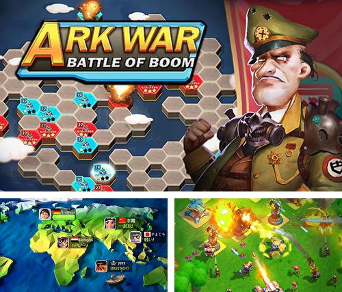Ark war: Battle of boom