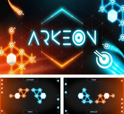 In addition to the game Kew Kew Sky Glider Squirrel for Android phones and tablets, you can also download Arkeon for free.